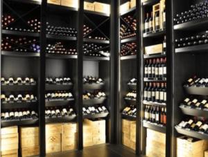 Cave à vins Leclerc
