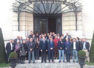 AG de la FCI 2&3 avri 2017 De Venoge Epernay Guizard