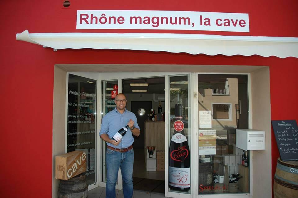 C Coniglio Rhone Magnum 2018