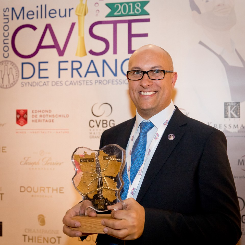 Caviste d'Or_Cyril Coniglio