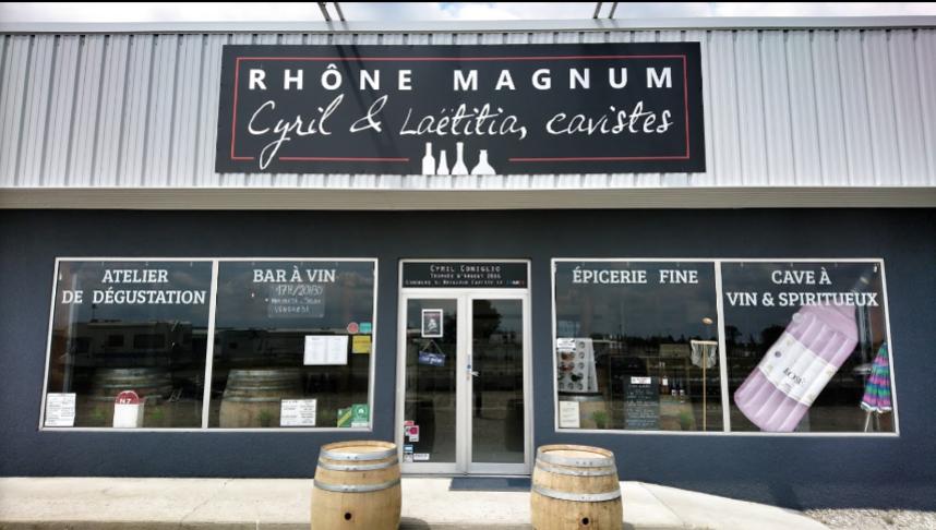 Rhône Magnum, la nouvelle cave