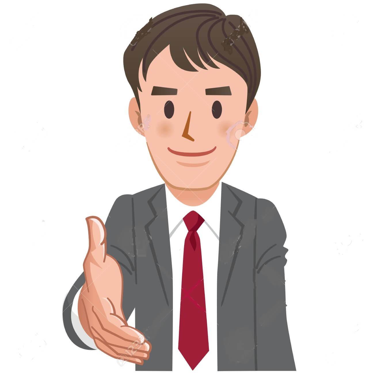 21178814-homme-d-affaires-de-bande-dessinée-s-étendant-sur-une-handshake-file-contient-transparent-