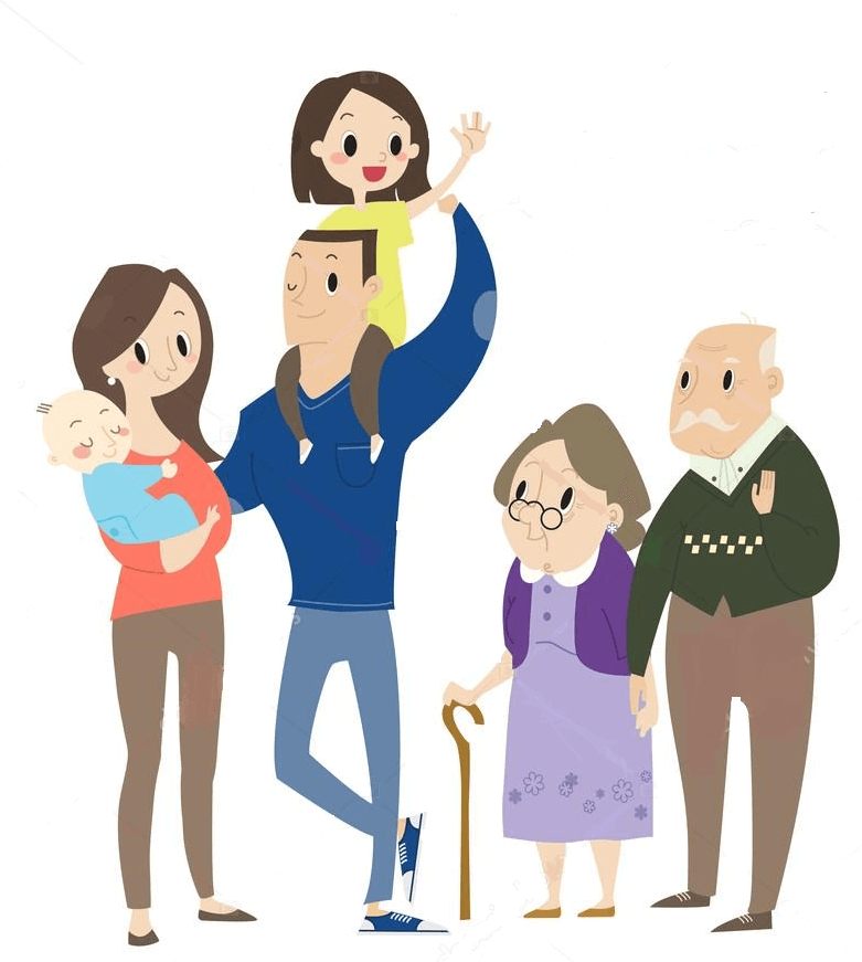 Famille lamda