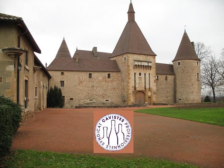 SCP au Château_de_Corcelles-en-Beaujolais