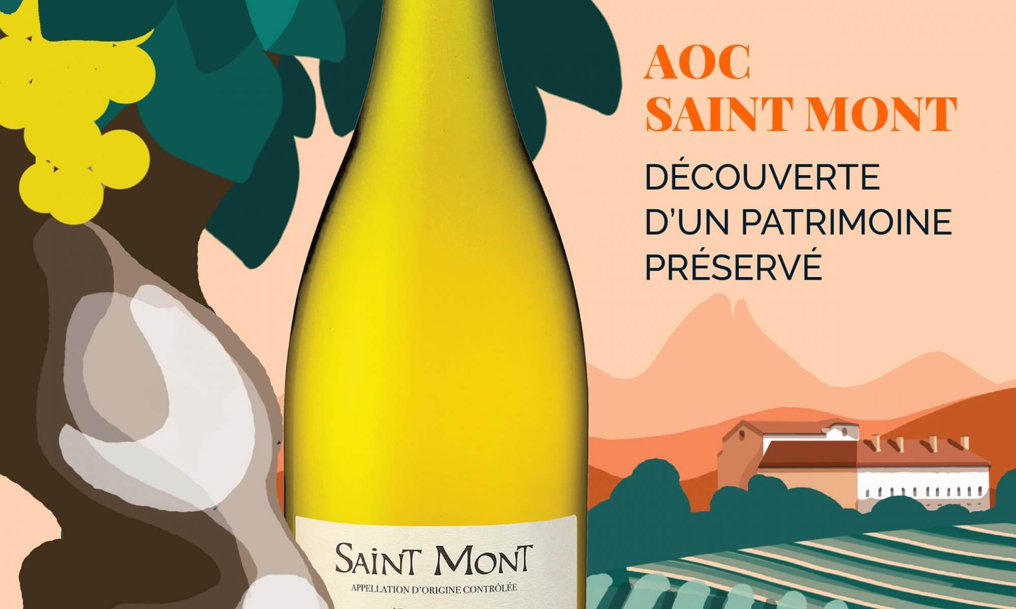 Journée tasting AOC SAINT MONT