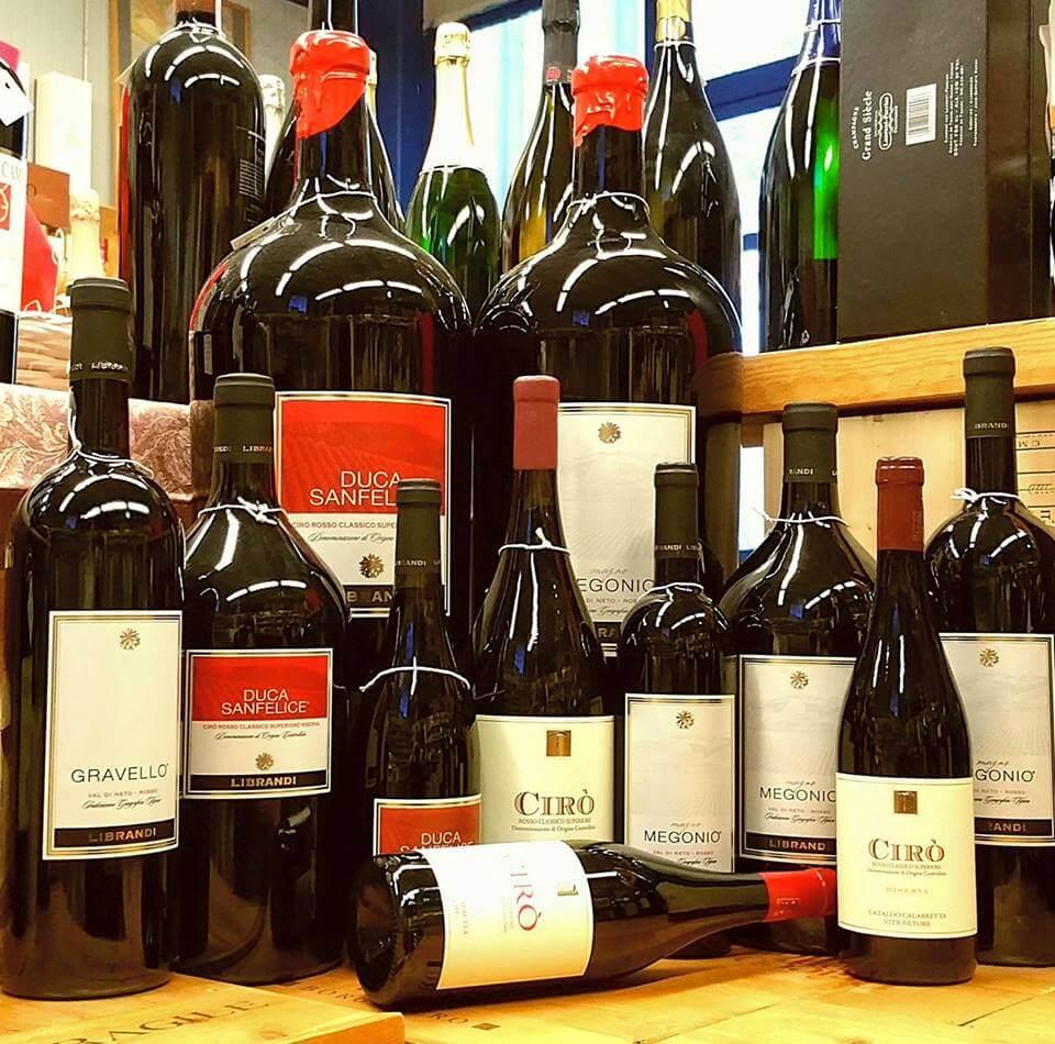 vins italiens grands flacons enoteca la barrique
