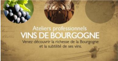 Ateliers Professionnels vins de Bourgogne
