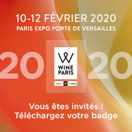Invitation Wine Paris 2020