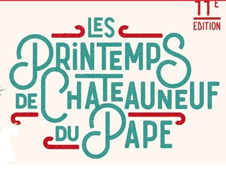 Les Printemps de Chateauneuf-du-Pape