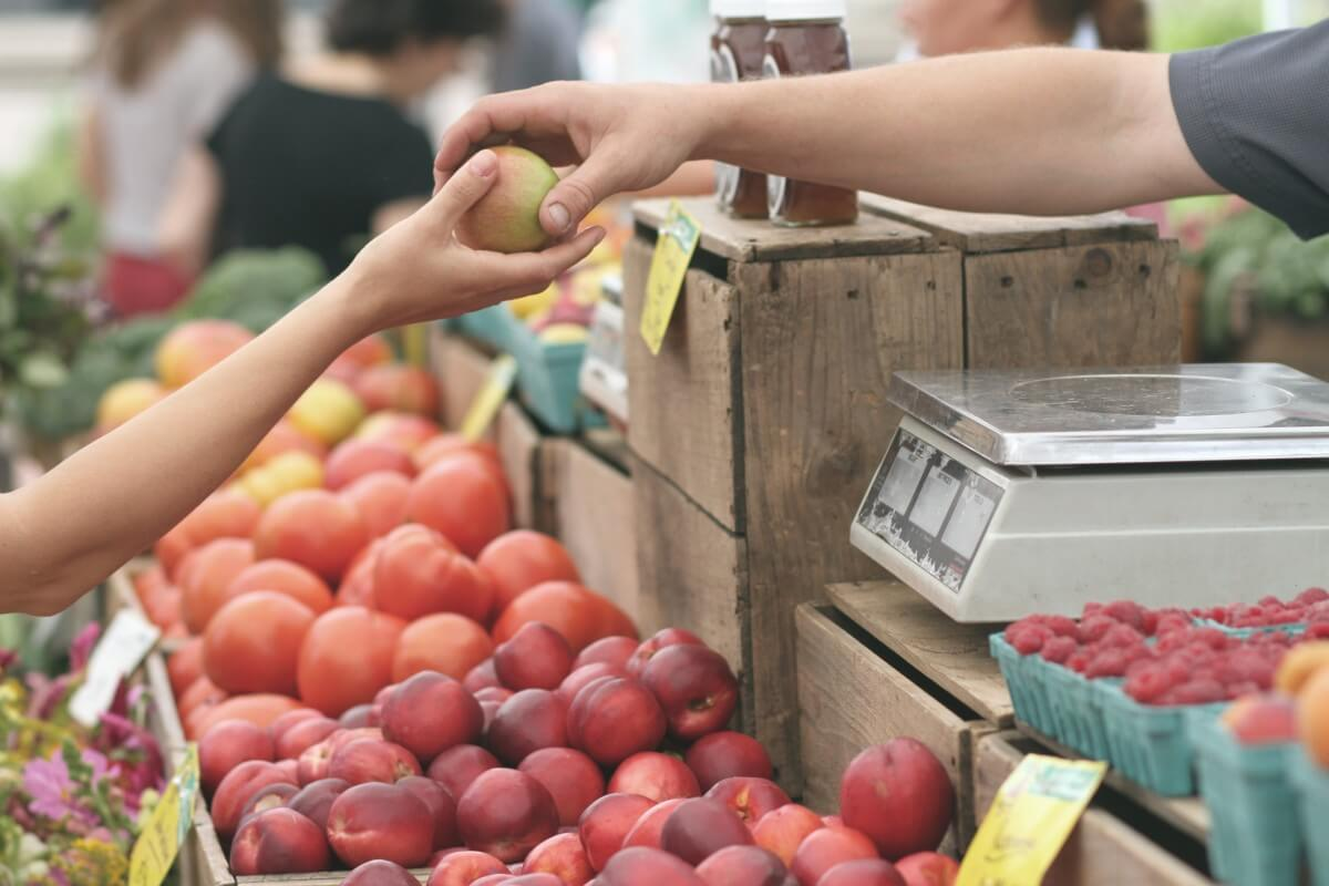 apples_business_buy_deal_farmers_market_fruits_give_hands-1366143