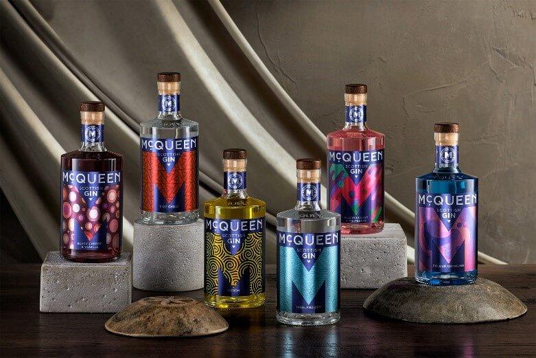 McQueen Scottish Gin