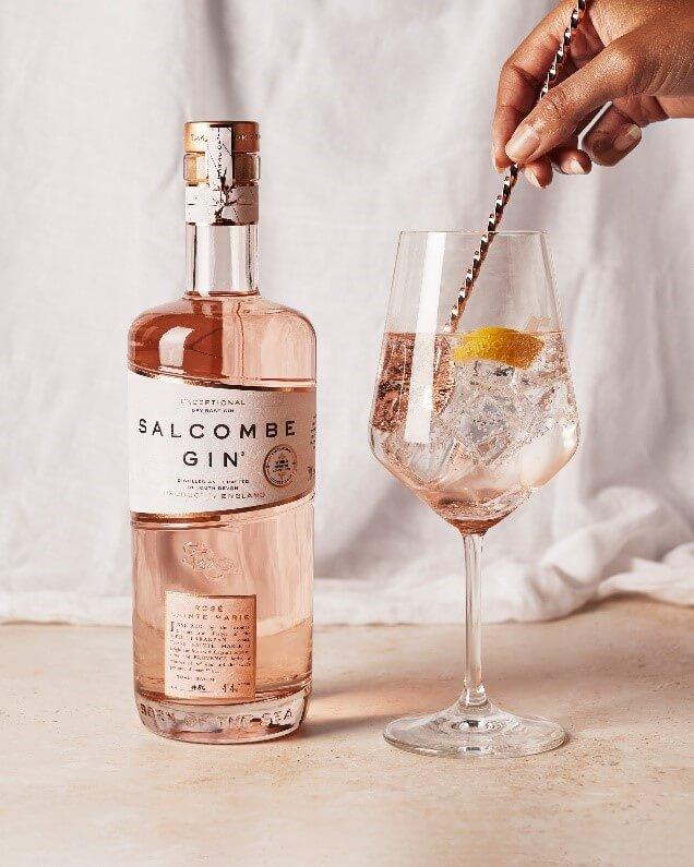 Salcombe Gin Rosé Sainte Marie