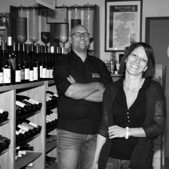 Cyril et Laetitia CONIGLIO, Rhône Magnum (26)